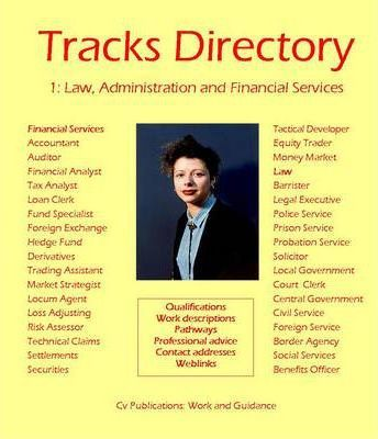 Tracks Directory 1 - Guide to the Professions