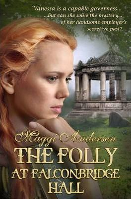 The Folly at Falconbridge Hall Cover Image