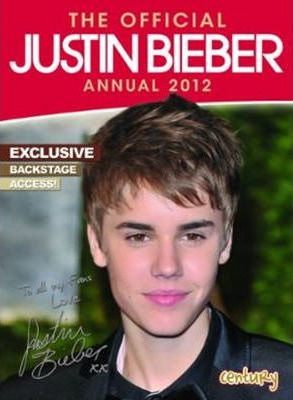 Justin Bieber Official Annual 2012