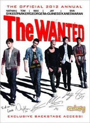 The Wanted Official Annual 2012