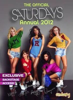 The Saturdays Official Annual 2012