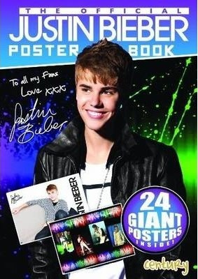 The Official Justin Bieber Poster Book