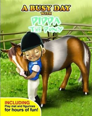 A Busy Day with Pippa the Pony