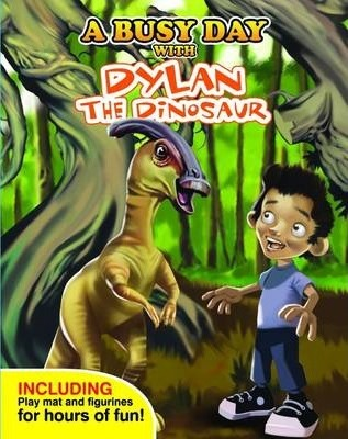 A Busy Day with Dylan the Dinosaur