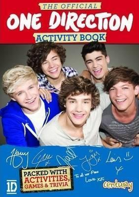 The Official One Direction Activity Book