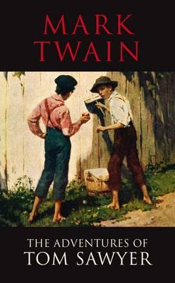 tom sawyer author
