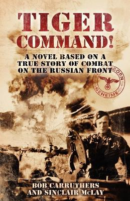 Tiger Command! Cover Image