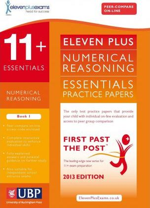 11+ Essentials Numerical Reasoning: Multi Part Questions: Book 1: Maths Multi Part Worded Problems