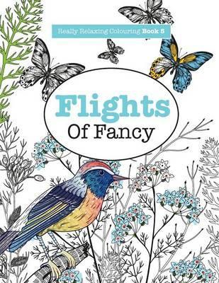Really Relaxing Colouring Book 5 Elizabeth James