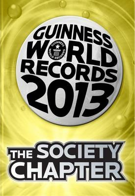 Guinness World Records 2013 the Society Chapter
