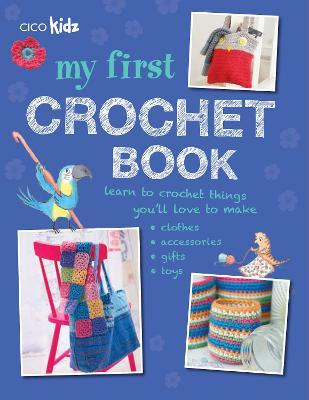My First Crochet Book Cover Image