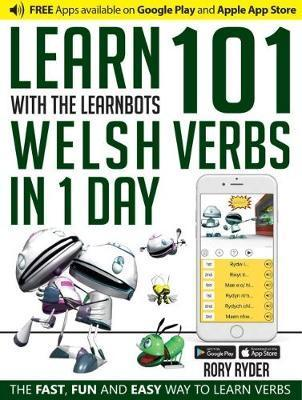 Learn 101 Japanese Verbs in 1 Day with the LearnBots®