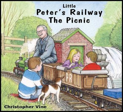 Little Peter's Railway the Picnic Cover Image