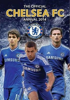 Official Chelsea FC Annual 2014
