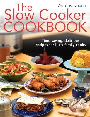 The Slow Cooker Cookbook Cover Image