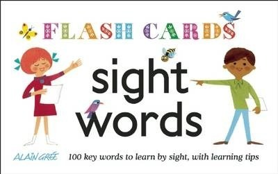 Sight Words - Flash Cards