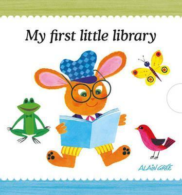 Alain Gree: My First Library
