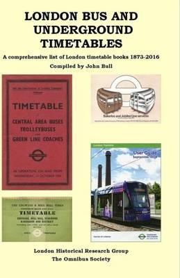 London Bus and Underground Timetables
