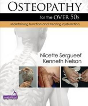 Osteopathy for the Over 50s Cover Image