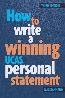 How to Write a Winning UCAS Personal Statement Cover Image