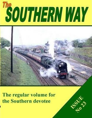 The Southern Way: Issue No 23
