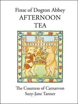 Finse of Dogton Abbey Afternoon Tea