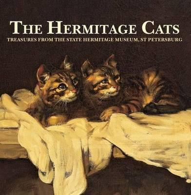 Hermitage Cats Cover Image