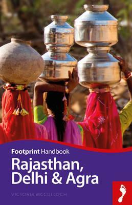 Rajasthan, Delhi & Agra Cover Image