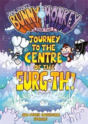 Bunny vs Monkey 2: Journey to the Centre of the Eurg-th Cover Image