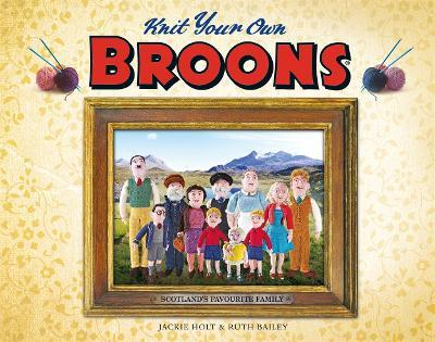 Knit Your Own Broons Cover Image