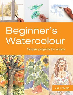 Beginner's Watercolour Cover Image