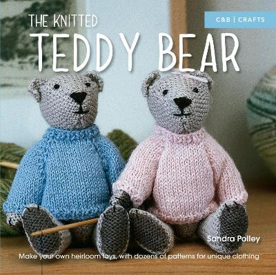 The Knitted Teddy Bear Cover Image