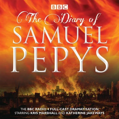 The Diary of Samuel Pepys Cover Image