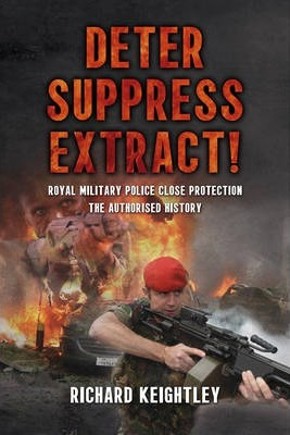 Deter Suppress Extract! Cover Image