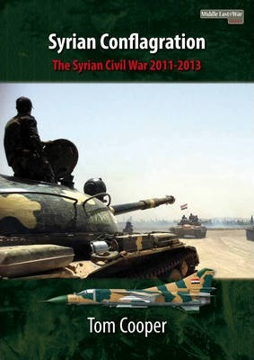 Syrian Conflagration Cover Image
