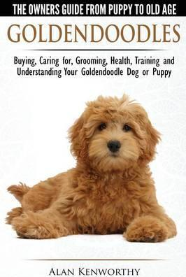 Goldendoodles - The Owners Guide from Puppy to Old Age - Choosing, Caring for, Grooming, Health, Training and Understanding Your Goldendoodle Dog Cover Image