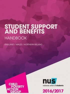 Student Support and Benefits Handbook 2016-17