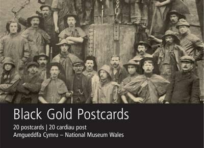 Black Gold Postcard Pack