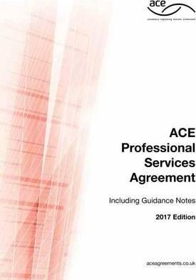ACE Professional Services Agreement