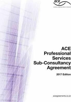 ACE Professional Services Sub-Consultancy Agreement