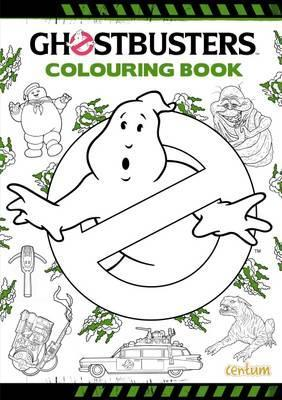Ghostbusters Colouring Book : 9781910917176