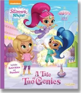 Shimmer & Shine A Tale of Two Genies