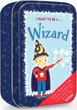 I Want to be A... Wizard