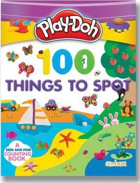 Play-Doh! 100 Things to Spot