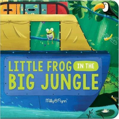 Little Frog in the Big Jungle
