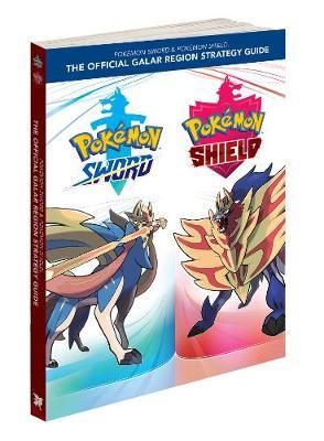 The Pokemon Sword & Pokemon Shield Cover Image