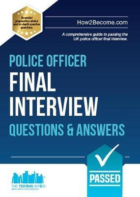 police officer final interview questions and answers