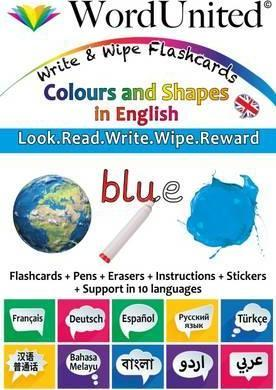 Colours and Shapes in English