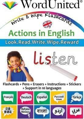 Actions in English