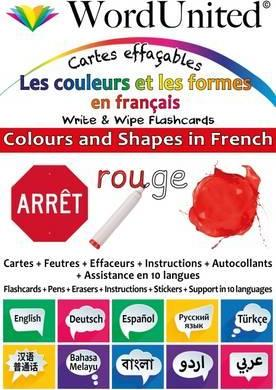 Colours and Shapes in French